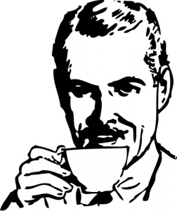 drinking-coffee-images-man-drinking-coffee-png-z7byou-clipart